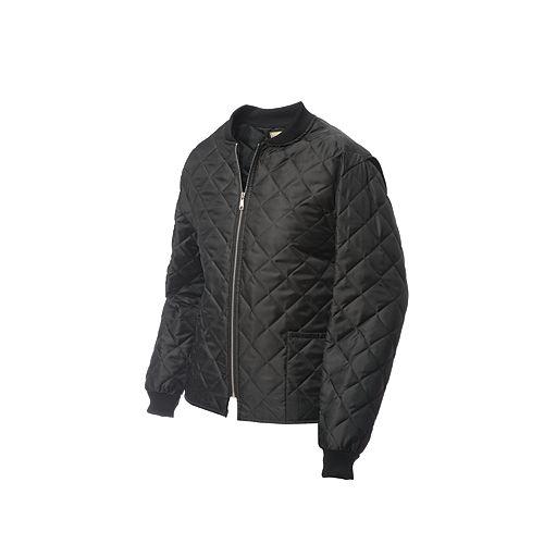 Freezer Jacket Black X Large