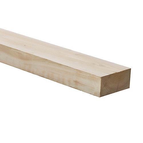2 x 4 x  8' Knotty Cedar