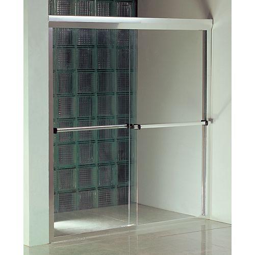 Terrace 60-Inch  Shower Door with Base