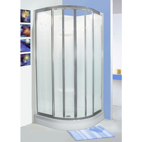 Panorama Neo Round Sliding Doors with Base