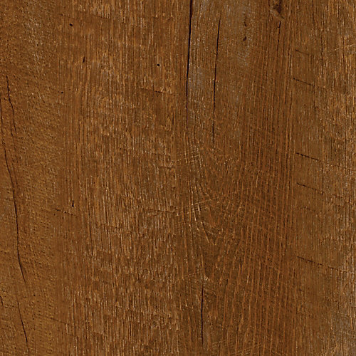 Locking Sample - Sawcut Arizona Luxury Vinyl Flooring, 4-inch x 4-inch