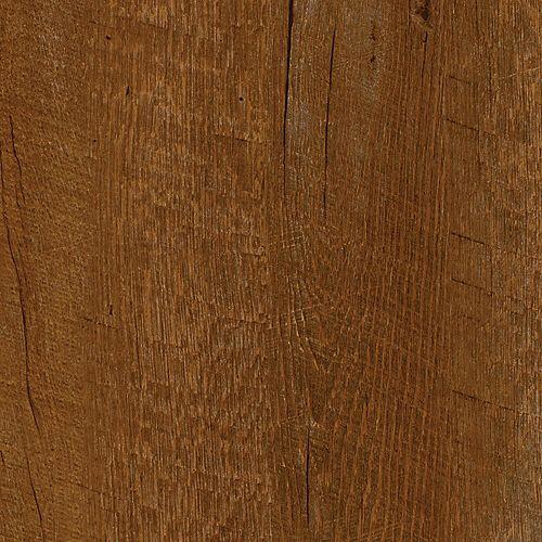 Locking Sample - Sawcut Arizona Luxury Vinyl Flooring, 4-inch x 4-inch