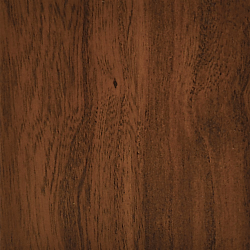 Sample - Red Mahogany Luxury Vinyl Flooring, 4-inch x 4-inch