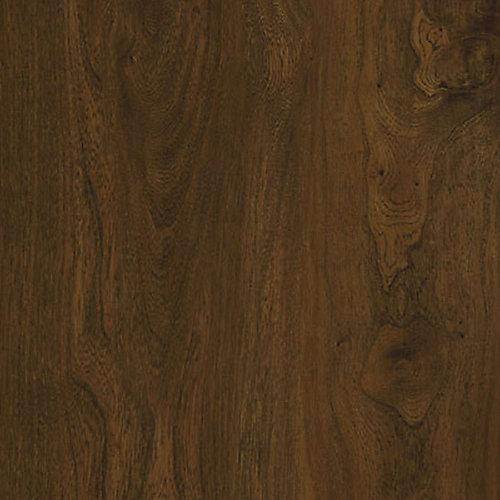Locking Sample - Country Walnut Luxury Vinyl Flooring, 4-inch x 4-inch