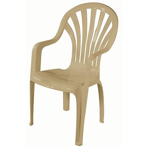 Gracious Living Aruba Chair in Sand