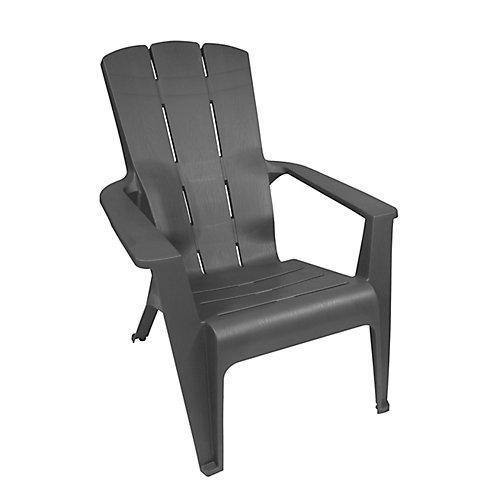 Contour Patio Muskoka Chair in Grey
