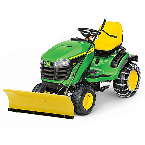 46-inch Front Blade Attachment for Lawn Tractors