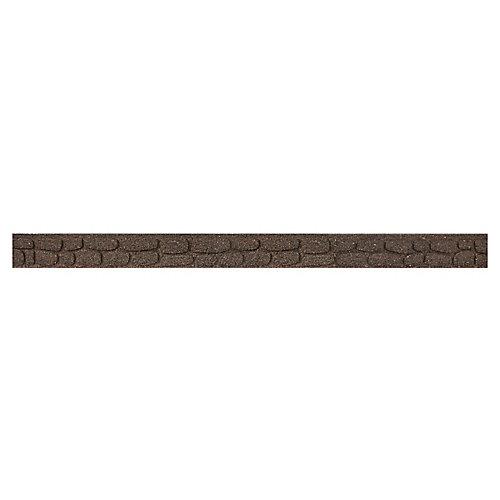 3 1/2-inch x 48-inch Flexi-Curve Rockwall Earth Edger