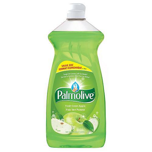 Liquide à vaisselle de Palmolive - pommes vertes fraîches 1L