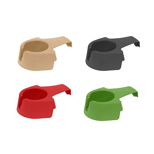 Gracious Living Adirondack Cup Holder (Assorted Colours)
