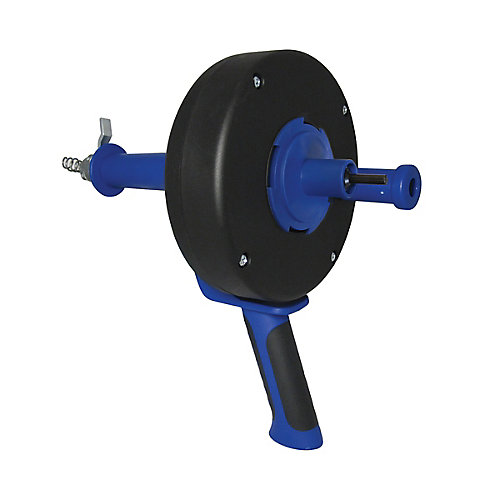 1/4 Inch X 25 Feet Drum Auger: Drill Drive