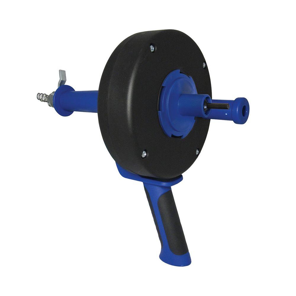 BrassCraft 1/4 Inch X 25 Feet Drum Auger: Drill Drive