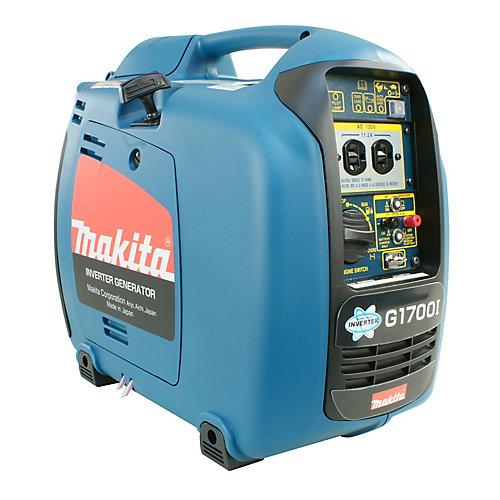1,700W 85.8cc Inverter Generator