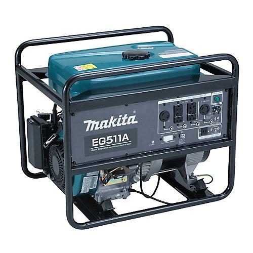 5,100W 287cc Generator