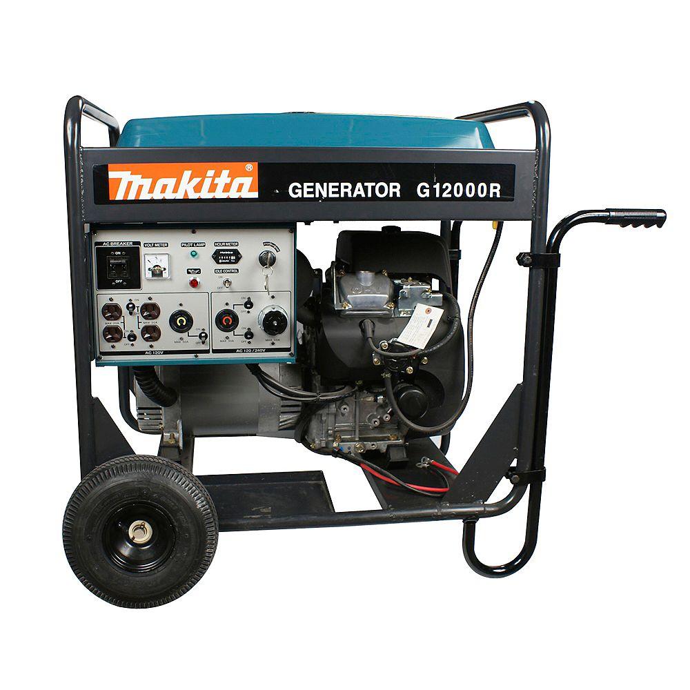 MAKITA 12,000W 653cc Generator