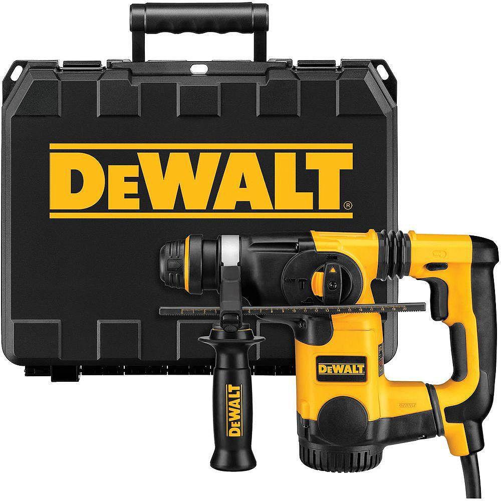 DEWALT 1-inch L-Shape SDS Rotary Hammer