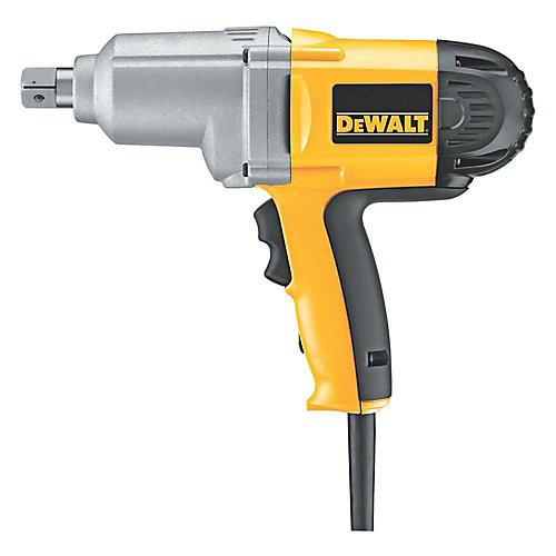 3/4-inch (19 mm) Impact Wrench with Detent Pin Anvil