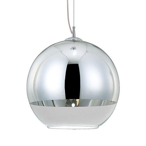 Luminaire Suspendue à 1 Lumière, Collection Chromos