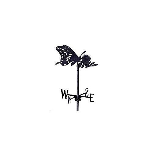 """Le papillon - la Girouette - Noir - 30"""""""