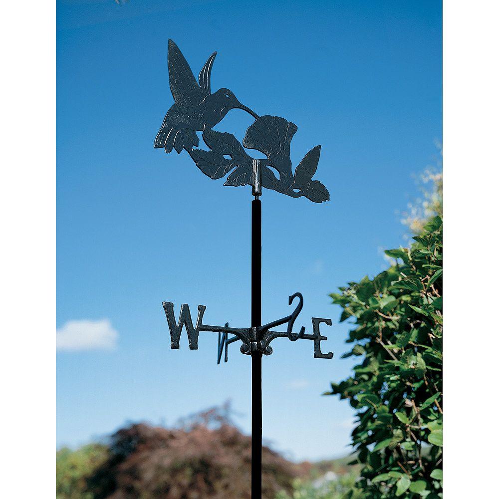 Klassen L'oiseau-mouche - la Girouette de Jardin - Noir