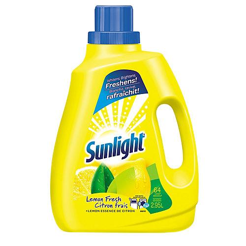 Liquid Laundry Lemon 64wl