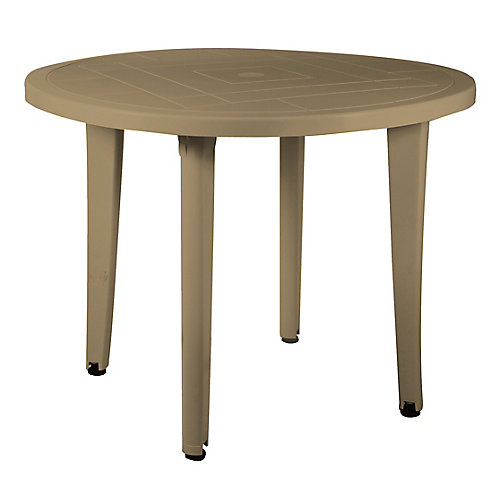 Bahamas Table, Sandstone - 39 Inch