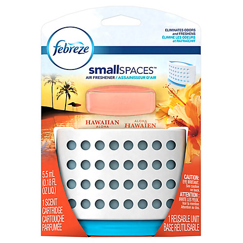 SmallSpaces Hawaiian Aloha Starter Kit Air Freshener (1 Count, 5.5 ml)