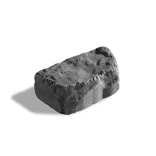Mini Beltis Antiqued  Grey/Charcoal