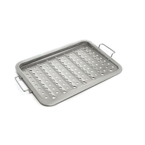 Stainless Steel Flat Grill Topper