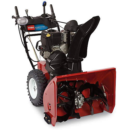 Power Max HD 1128 OXE Electric Start Gas Snow Blower with 28-inch Clearing Width
