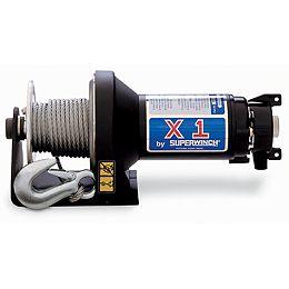 X1 treuil utilité/remorque - 2,000 lbs/12V