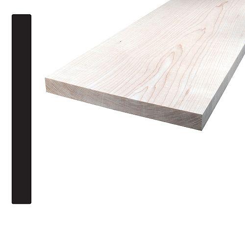 Alexandria Moulding Maple Hobby Board 1 x 8 x 6 Feet