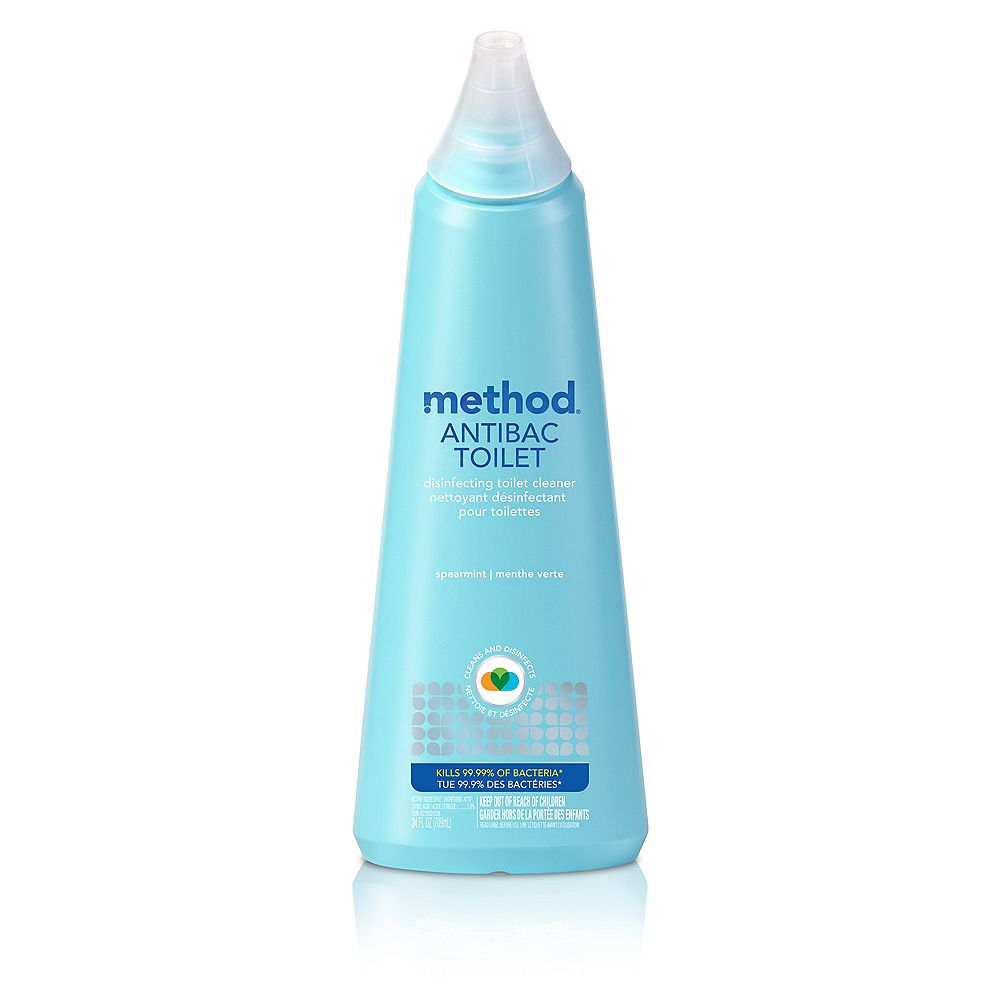 Method 709 mL Antibac Disinfecting Toilet Cleaner (Spearmint)