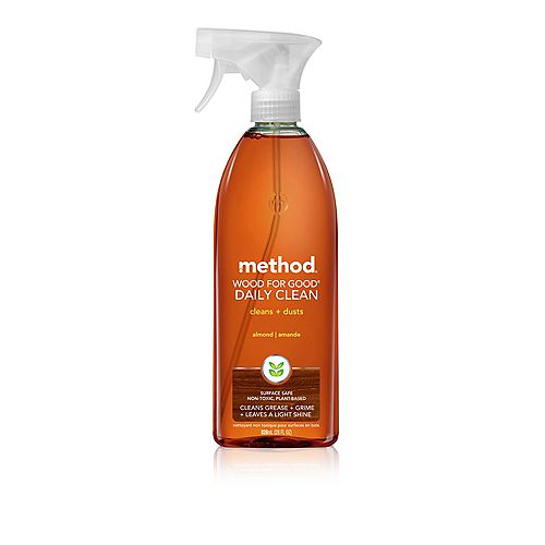 Method 828mL Daily Wood Cleaner (Almond)