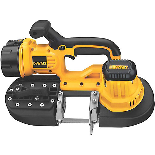 18V XRP Band Saw with One Battery and Bag