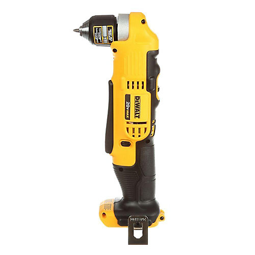 20V MAX Lithium-Ion Cordless 3/8-inch Right Angle Drill (Tool-Only)