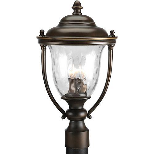 Lampadaire à 2 Lumières, Collection Prestwick - fini Bronze frotté d'huile