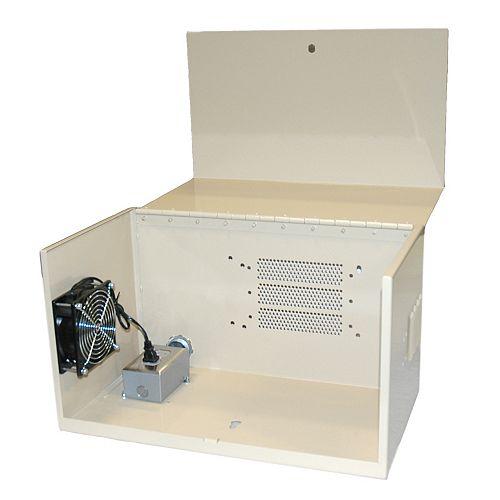 Boîtier en acier pour aérateur électrique