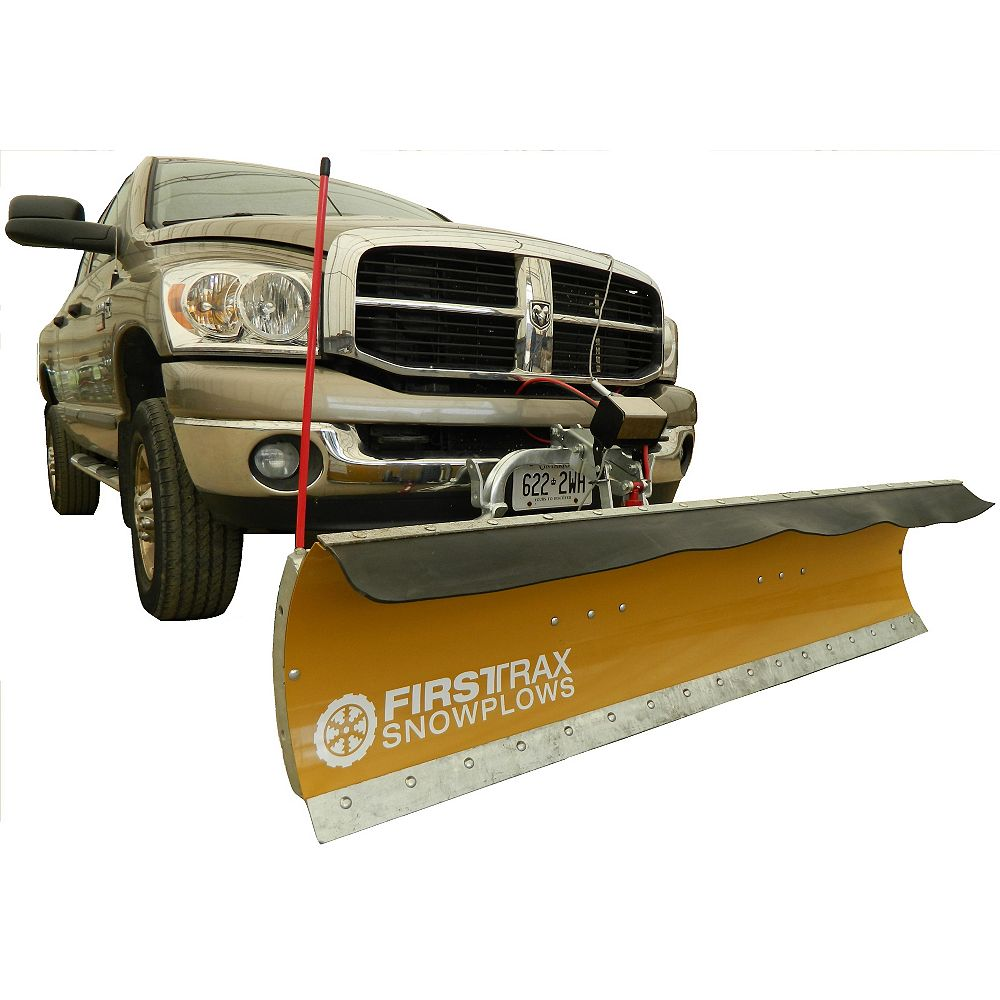 FIRSTTRAX Snow Deflector Kit, 85 inch