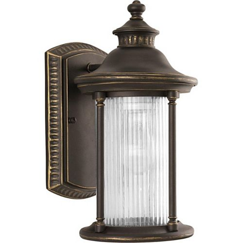 Reside Collection Oil Rubbed Bronze 1-light Wall Lantern