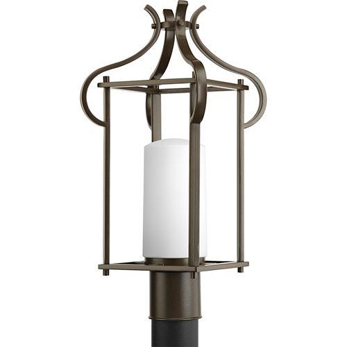 Lampadaire à 1 Lumière, Collection Imperial - fini Bronze à l'Ancienne