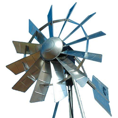Ornamental Windmill Head