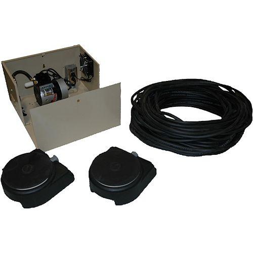 Unité daération électrique aermaster pro 3