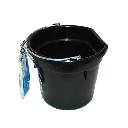 Outdoor Water Solutions Airstone Housing Bucket with 48 ft. Rope