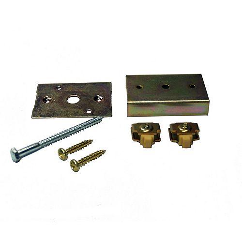 Converging Pocket Door Door Kit