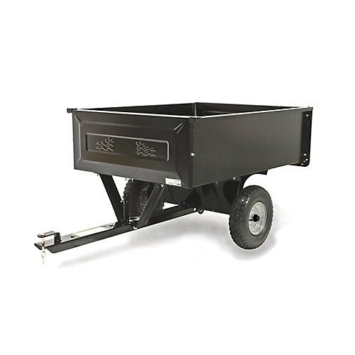 Chariot en acier de 160 kg (350 lb) de capacité