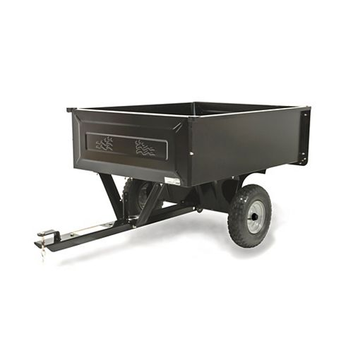 Agri-Fab 10 cu. ft. Steel Dump Cart