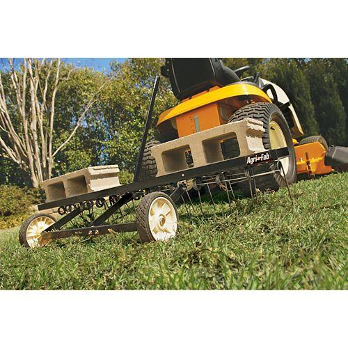Agri-Fab 48-inch Tine Dethatcher