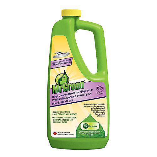 produit désodorisant de nettoyagepour fonds de cale