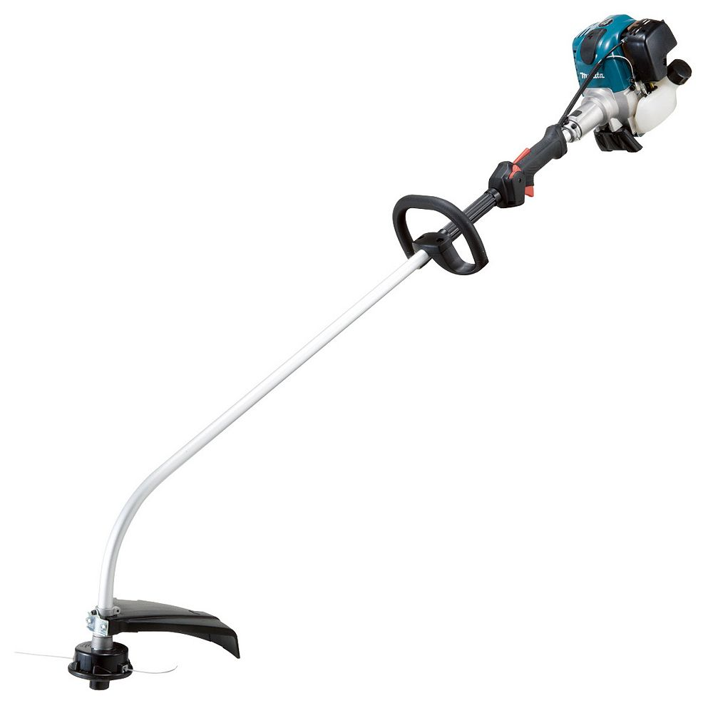 "MAKITA 16-1/4"" / 24.5 cc 4-Stroke Curved Shaft Line Trimmer"